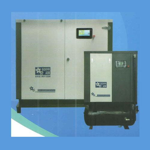 Máy nén khí trục vít thay đổi tần số nam châm vĩnh cửu 2 cấp GA-30HP