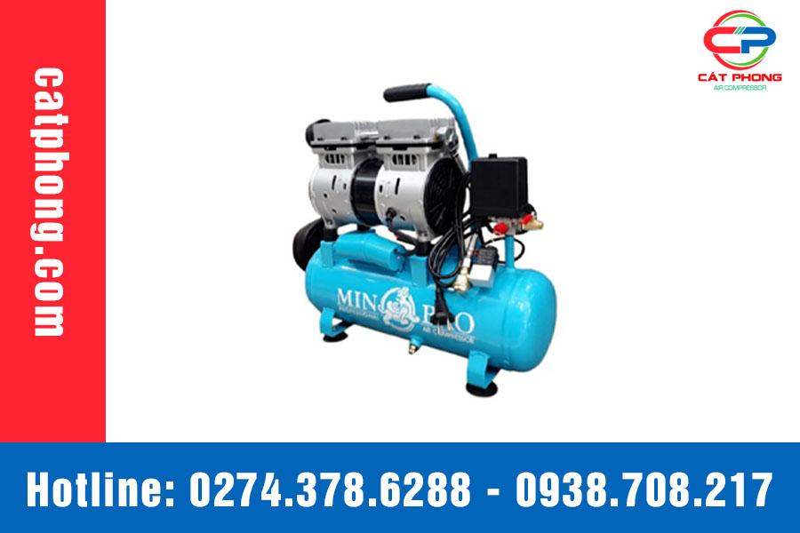 máy nén khí minbao 24L