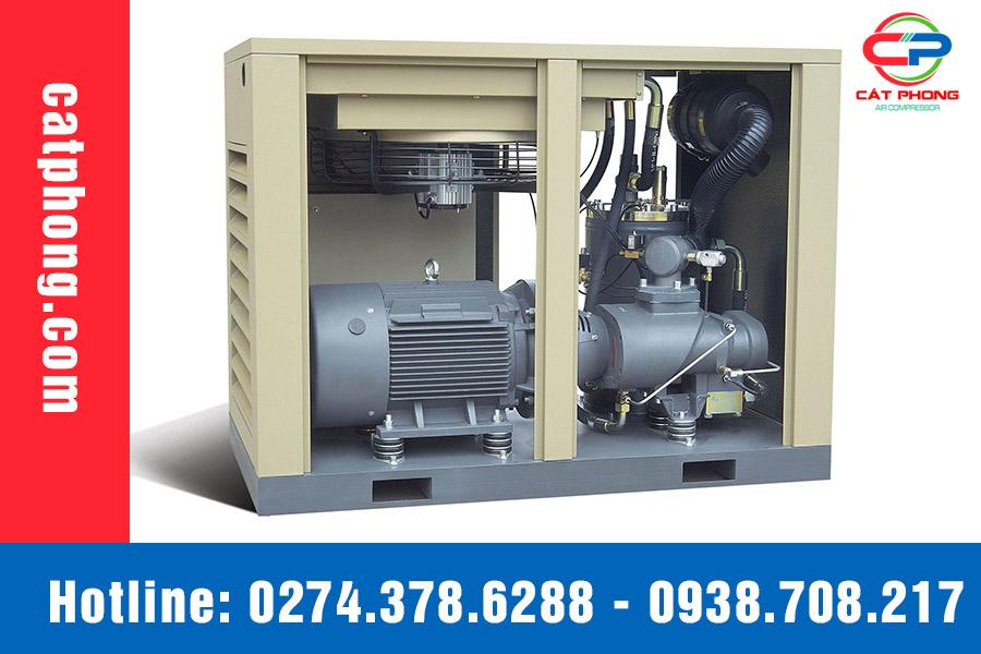 khắc phục máy nén khí hao dầu